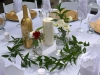 Centerpiece Grouping With Italian Ruscus Garland