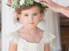 Flower Crown With Cushion Mums & Babys Breath