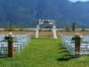 Pretty In Pastel Floral Toppers ~ Aisle Markers
