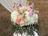 Pastel Serenade ~ Large Vase Topper