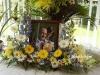 For Baby Elijah ~ Floral Frame For Photo
