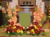 Warm Remembrance ~ Floral Frame For Portrait