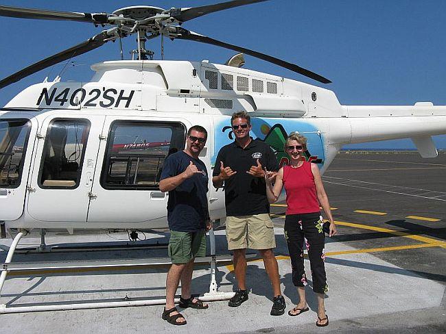 Big Island helicopter adventure