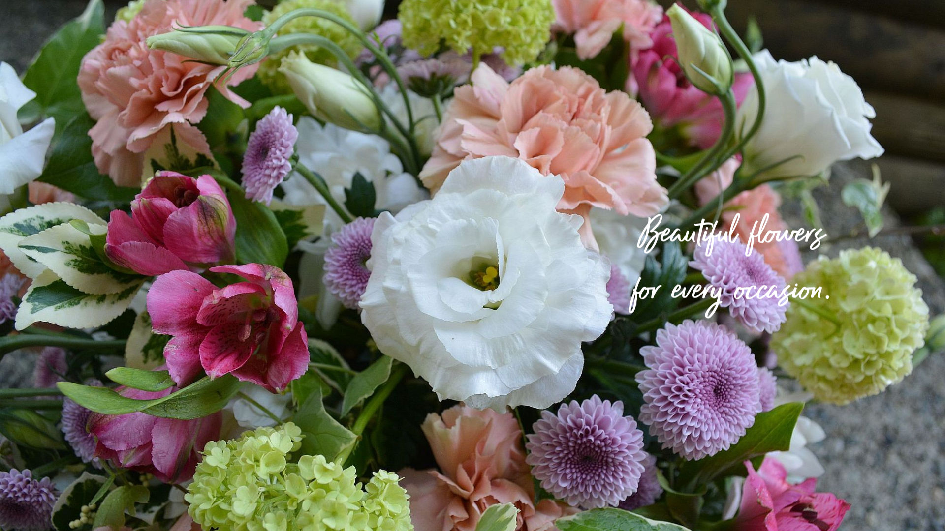 beautiful flowers for every occasion-home page(3)
